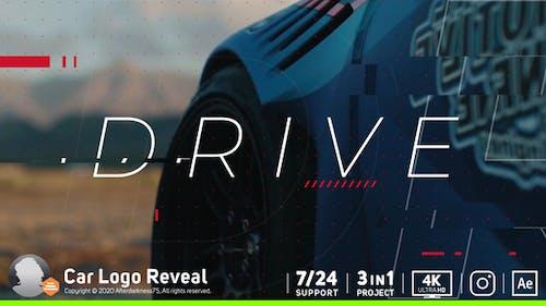 Car Logo Reveal