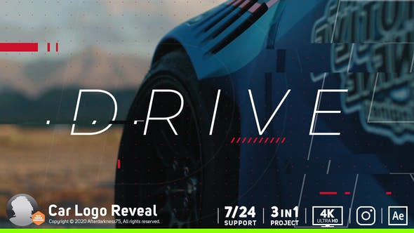 Thumbnail for Car Logo Reveal