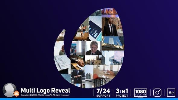 Thumbnail for Multi Logo Reveal