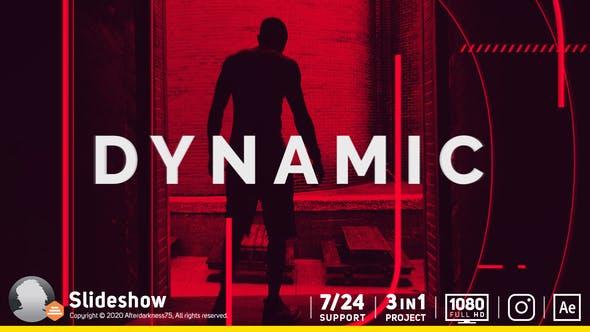 Thumbnail for Le diaporama dynamique