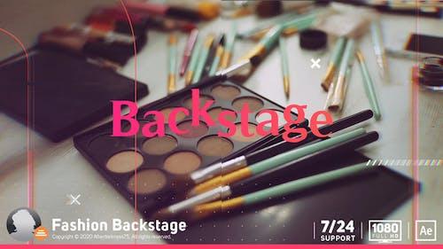 Fashion Backstage