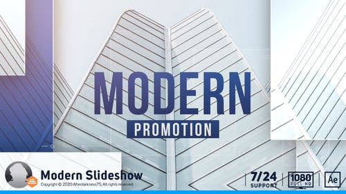 Clean Corporate Slideshow