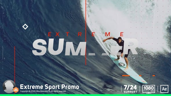 Thumbnail for Extreme Sport Promo