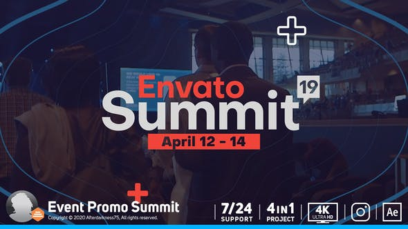 Thumbnail for Event Promo Summit