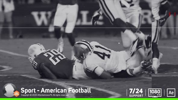 Thumbnail for Sport / American Football