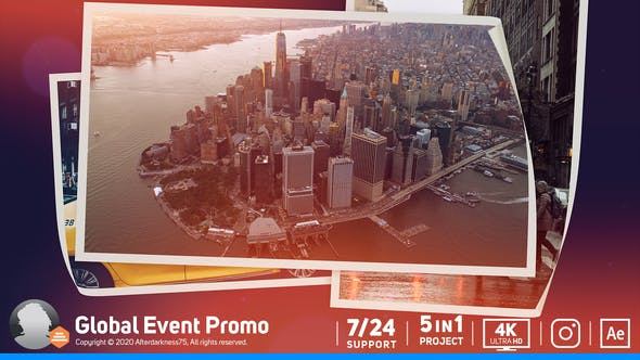Thumbnail for Global Event Promo