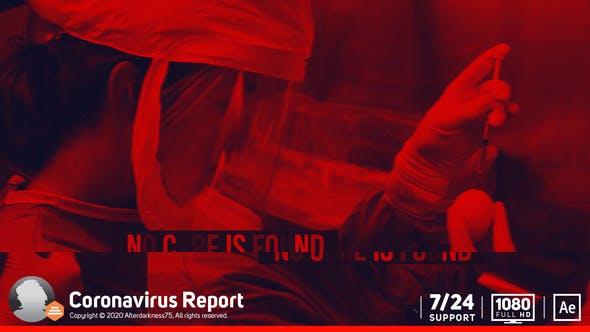 Corona Virus News Report