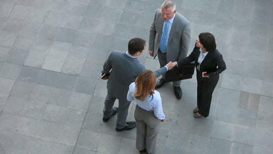 Thumbnail for Two Bosses, Two Secretaries