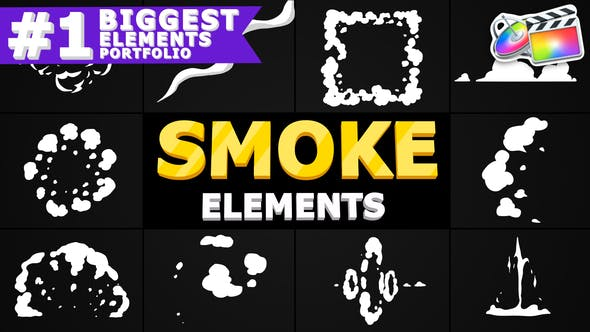 Smoke Pack | FCPX