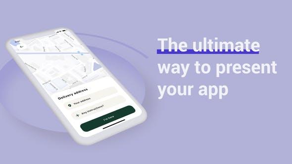 Thumbnail for App Promo Template