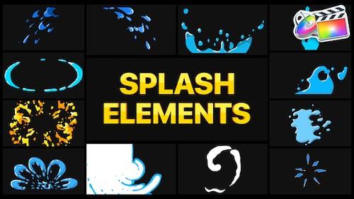 Splash Elements   FCPX