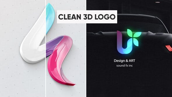 Thumbnail for Logo Clean 3D
