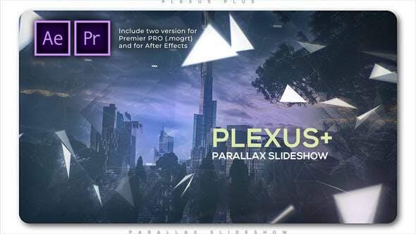Thumbnail for Plexus Plus Parallax Slideshow