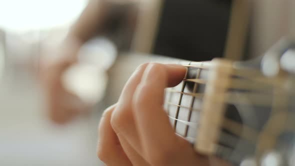 Thumbnail for Playing Music with Acoustic Guitar