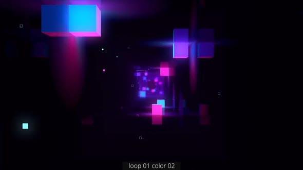 Thumbnail for Vj Loop 36