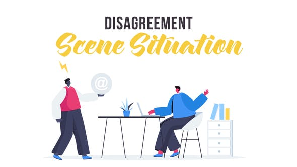 Thumbnail for Disagreement - Scene Situation