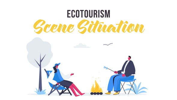 Thumbnail for Ecotourism - Scene Situation