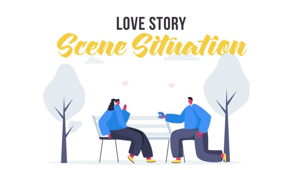 Thumbnail for Love story - Scene Situation