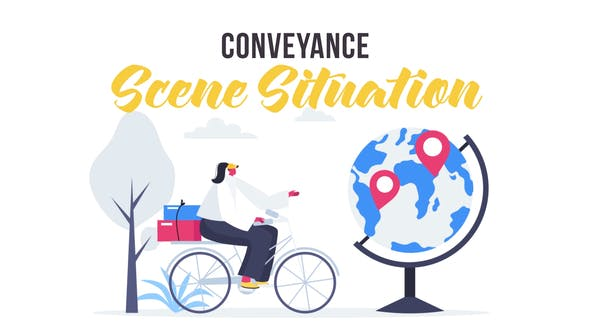 Thumbnail for Сonveyance - Scene Situation