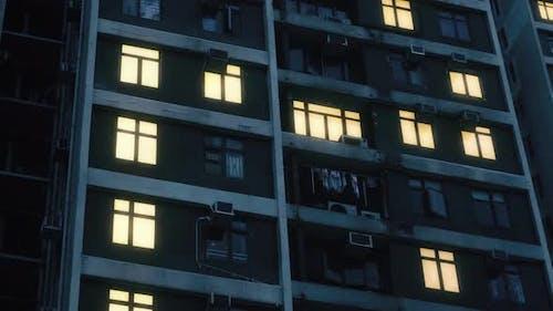 Apartment Building Blackout