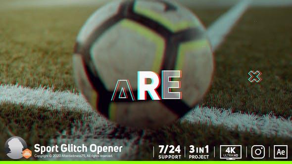 Sport Soccer Promo