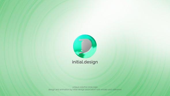 Thumbnail for Unique Colorful Logo Reveal