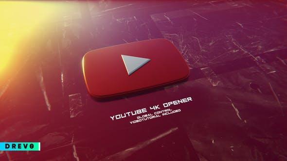 Thumbnail for Youtube Intro/ Ouverture de blogueur/ Promotion de contenu/ Vlog et mode de vie/ Prank and Challenge/Insta