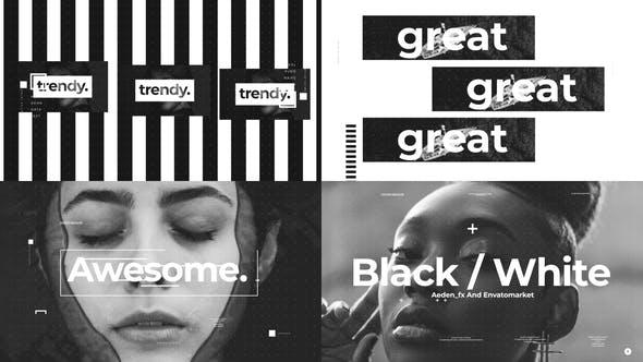 Black White Opener