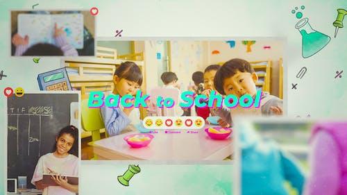 Back To School Intro Slideshow