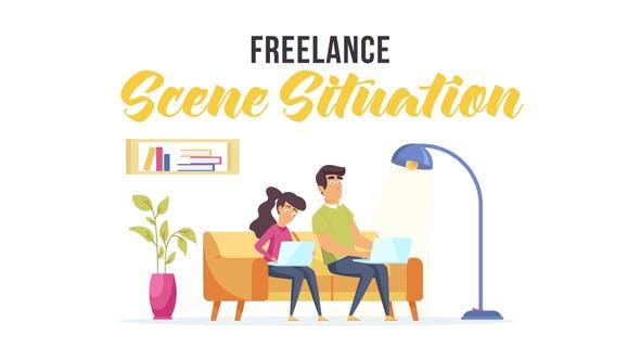 Thumbnail for Freelance - Scene Situation