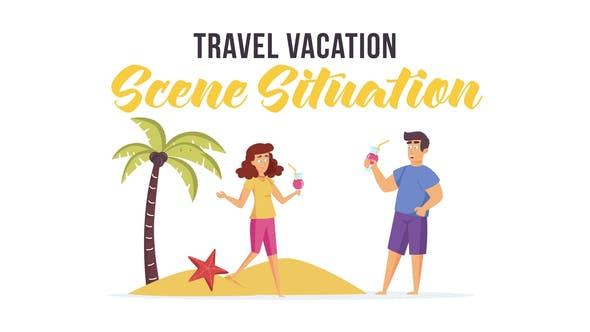 Thumbnail for Travel vacation - Scene Situation