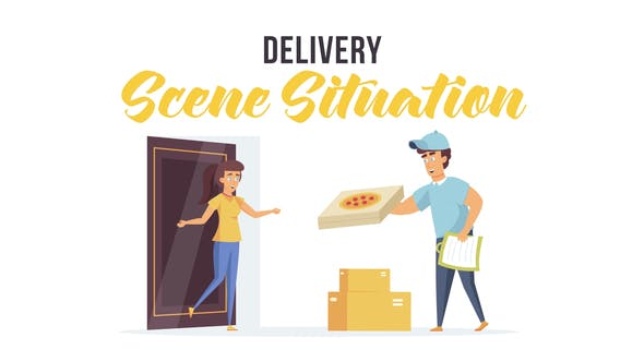 Thumbnail for Delivery - Scene Situation