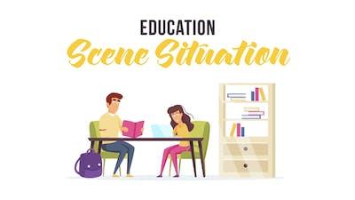 Education - Scene Situation