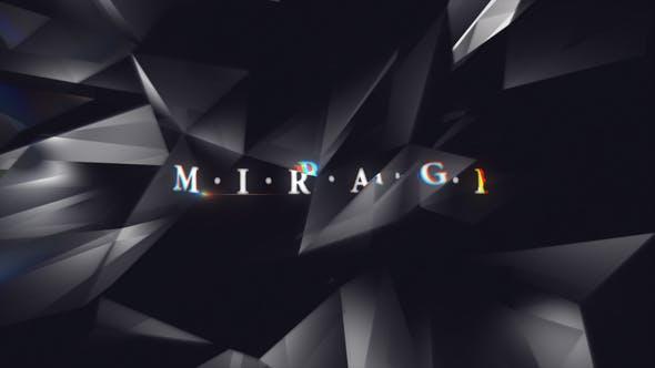 Thumbnail for Revelar Logo de cristal