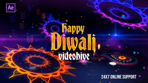 Thumbnail for Diwali Celebration Intro