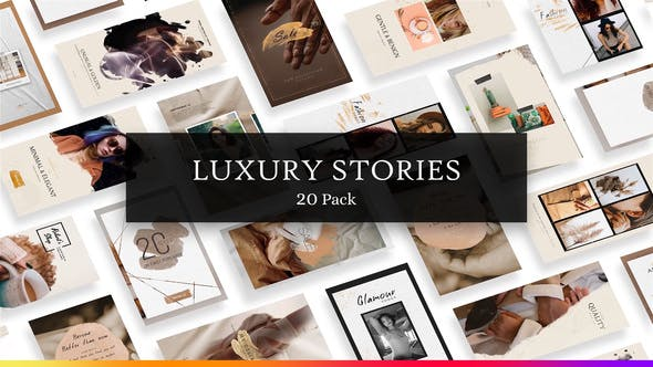 Thumbnail for Luxury Instagram Stories