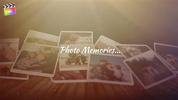 Memorias fotográficas Dramático