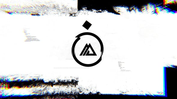 Thumbnail for Glitch Shapes Logo