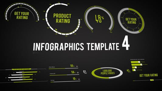 Thumbnail for Infographics Template 4