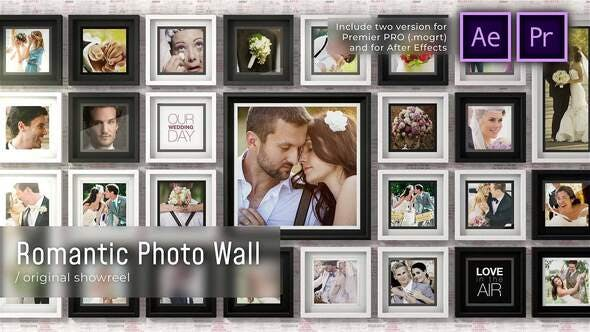 Thumbnail for Romantic Photo Wall
