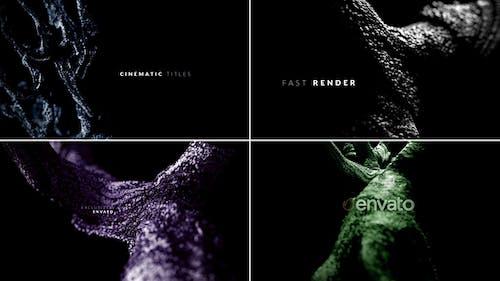 Dark Cinematic Titles