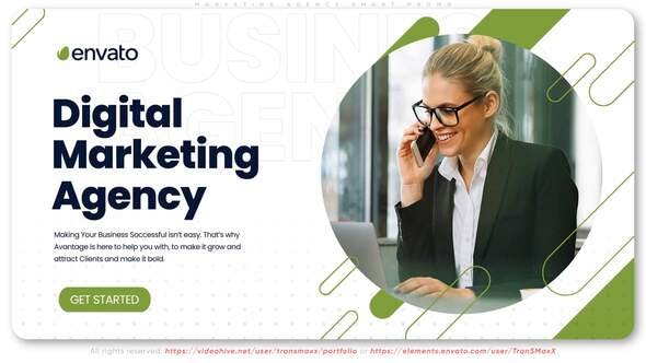 Thumbnail for Marketing Agency Smart Promo
