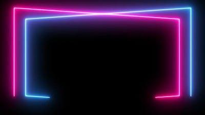 Neon Frame Pack