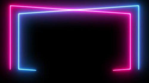 Neon Rahmen-Pack