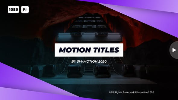 Thumbnail for Modern Motion Titles