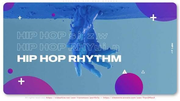 Stylish Hip Hop Opener