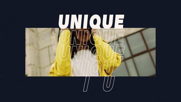 Thumbnail for Fashion Intro Opener