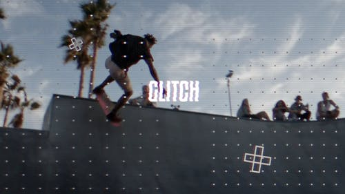 Urban Glitch Opener   FCPX