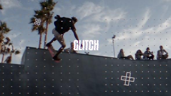 Urban Glitch Opener | FCPX