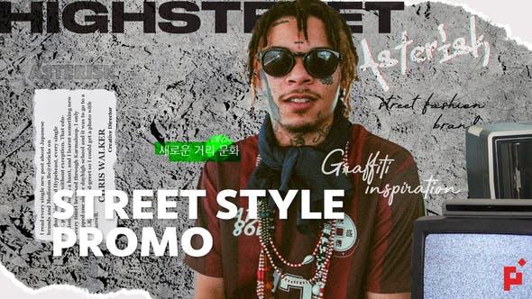 Thumbnail for Promoción Street Style | Para Final Cut y Apple Motion